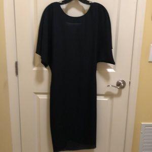 Reid's Black Dress